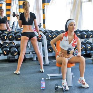 Фитнес-клубы Грязей
