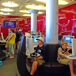 Интернет-кафе Грязей