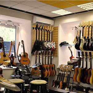 Музыкальные магазины Грязей