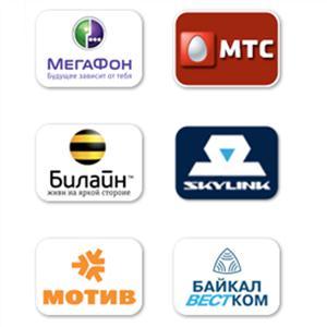 Операторы сотовой связи Грязей