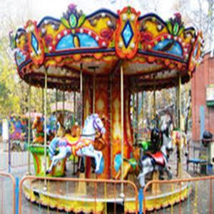 Парки культуры и отдыха Грязей