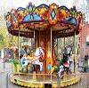 Парки культуры и отдыха в Грязях