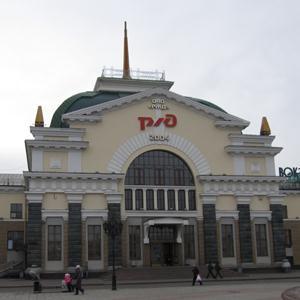 Железнодорожные вокзалы Грязей